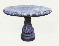 Stół betonowy 80cm/35x35cm