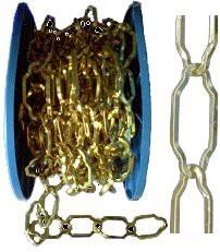 łańcuch ozdobny katedralny złoty 2.0mm