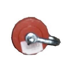 Bloczek rolka na szekli 80mm