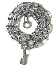 łańcuch długi wozowy d-11 6mm
