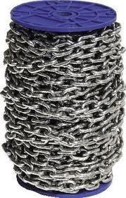 łańcuch krótki d-1 3mm ocynk metr