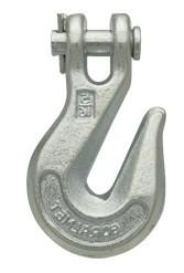 Hak sworzniowy ocynkowany 1/4'' 1.18t 6mm