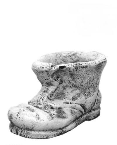 Donica betonowa but 16cm/36x20cm/52kg