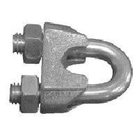 Zacisk linowy ocynkowany 3mm din741