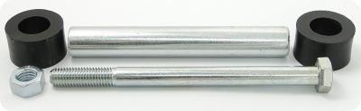 Ośka do koła, średnica 20mm długość 140mm