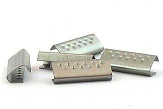 Zapinka metalowa 13mm 3000szt
