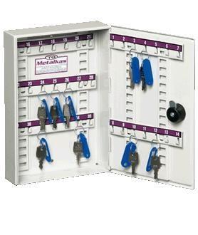 Szafka na klucze maksymalna ilość kluczy 35, tg-15sk-35