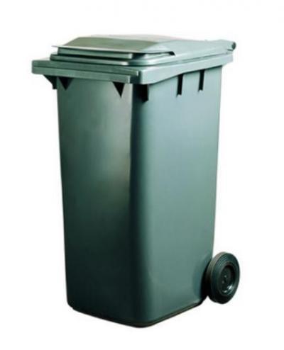 Pojemnik na odpady 240l grafitowy ese