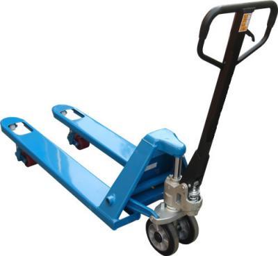 Wózek paletowy, koła guma-poliuretan gtp800 2500kg