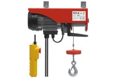 Elektryczna wciągarka linowa 300kg