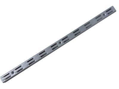 Listwa ścienna podwójna braket platinum 100cm