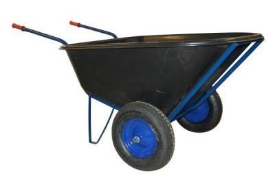 Wózek gospodarczy dwukołowy 300l