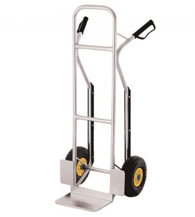 Wózek transportowy aluminiowy 200 kg
