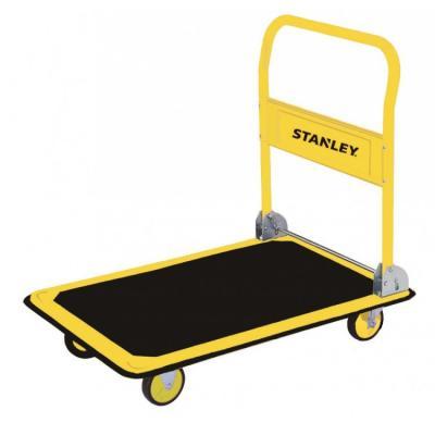 Wózek stalowy składany platformowy 4-kołowy 300 kg