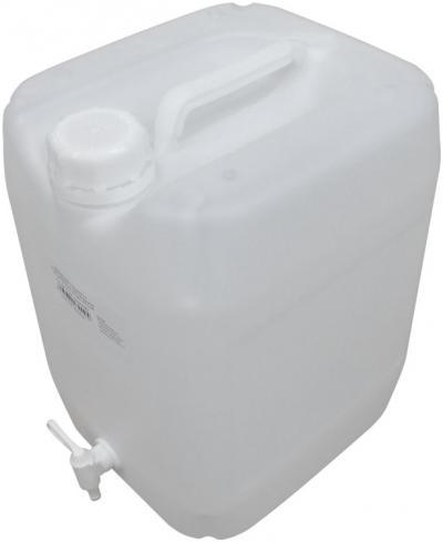 Kanister na wodę z kranem plastikowym 30l