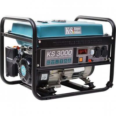 Agregat prądotwórczy benzynowy 1f 3 kw