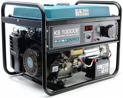 Agregat benzynowy 8 kw 1f