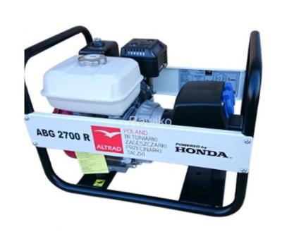 Agregat prądotwórczy avr 230v 2,7 kva