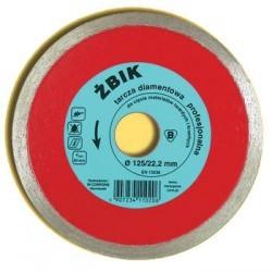 Tarcza diamentowa gładka żbik 230mm