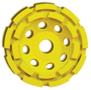 Głowica szlifująca as2 125mm 22.2mm
