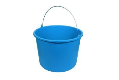 Wiadro plastikowe niebieskie 12 litrów