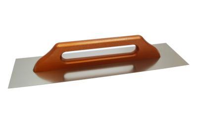 Paca nierdzewna rękojeść drewniana 130*480mm gładka