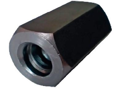 Nakrętka sześciokątna spawalna b15 l=50mm