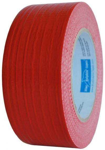 Taśma duct tape czerwona 48mm*25y