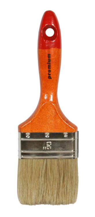 Pędzel angielski płaski premium 63mm - 2,5''