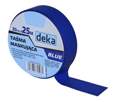 Taśma malarska. blue 30mm*25m