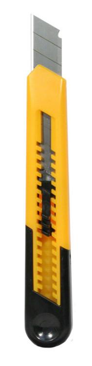 Nóż z ostrzem łamanym 18mm tworzywo