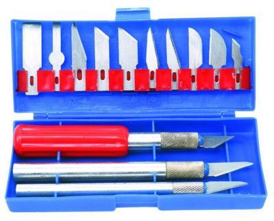 Nożyki modelarskie 16 części