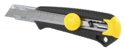 Nożyk mpo, ostrze łamane 18mm, prow. mat. dynagrip [l]