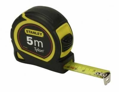 Miara stanley tylon metryczno [k] 3m/12.7mm