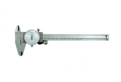 Suwmiarka zegarowa 150mm 0.02mm