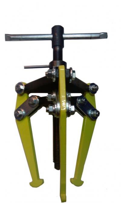 ściągacz do łożysk 3-ramienny samocentrujący 150mm