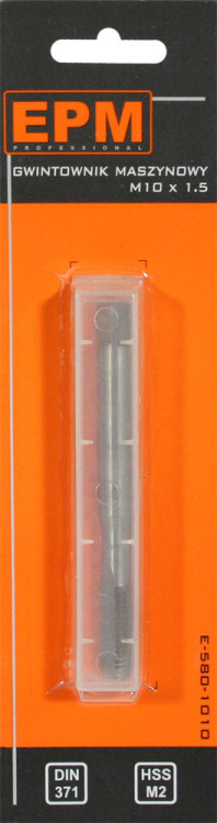 Gwintownik maszynowy m6x1,0