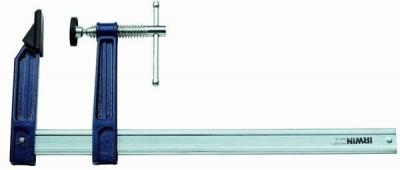 ścisk stolarski nastawny typ l 140mm/800mm