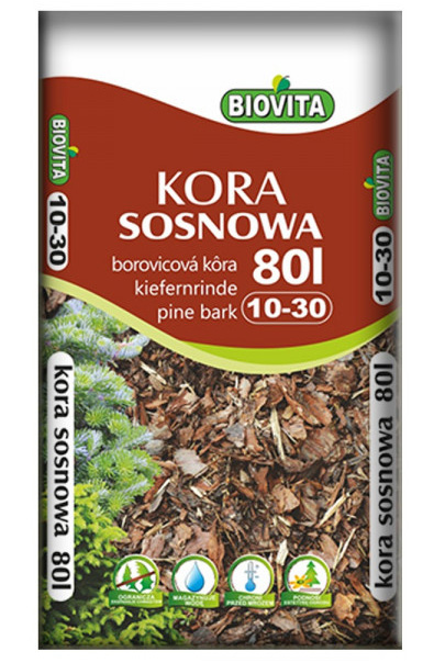 Kora sosnowa 80l