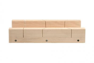 Skrzynka uciosowa drewniana 300