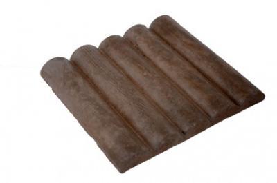 Palisada betonowa drewnopodobna 30x3x30