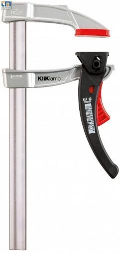 ścisk dźwigniowy szybkomocujący lekki kliklamp kli 120mm