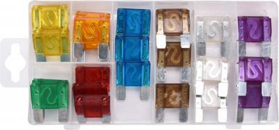 Zestaw 24 bezpieczników płytkowych maxi