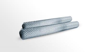 Siatka podtynkowa cięto-ciągniona z blachy ocynkowanej 125cm
