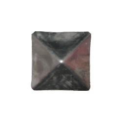 Daszek metalowy na słupek ogrodzeniowy 70*70mm